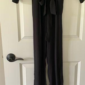 Piperlime Pants - Black Jumpsuit